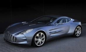 2. Aston Martin One-77 $1,850,000