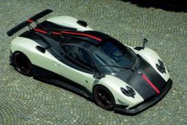 2. Pagani Zonda Cinque Roadster $1,850,000