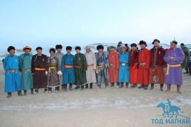 """""""Алтайн хавар- 2012"""" уралдаанаас..."""
