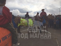 Дорнод аймгийн Матад сумын МСУХ-ны хаврын уламжлалт уралдаанаас…