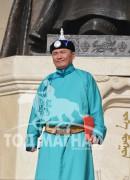 Монгол Улсын Алдарт уяач Ц.Амарсайхан