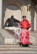 Монгол Улсын Алдарт уяач Н.Батбаяр
