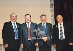 Монголын шагайн харвааны холбоог үүсгэн байгуулагчид