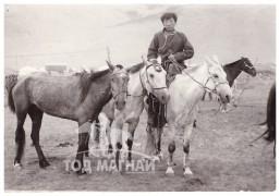 Бор морь, Ягаан үрээтэйгээ дүү Амгаланбаатар улсын наадамд