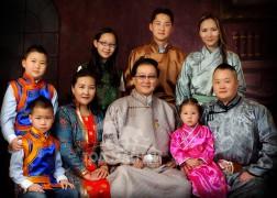 Манай гэр бүл 2012 он