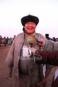МУ-ын Алдарт уяач Б.Сүхбаатар: Буурлуудын буян заяа түшиж ах, дүү азаргануудаар аатай сайхан наадаж байна