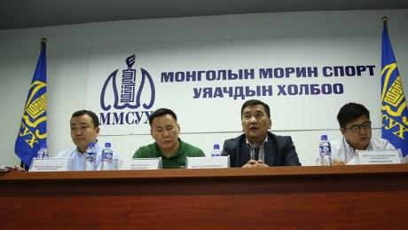 Төвийн бүсийн уралдааныг зохион байгуулах комисс томилогдлоо