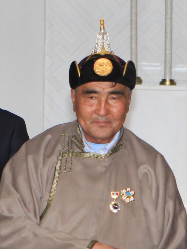 Монгол улсын манлай уяач Содном