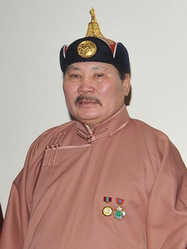 Монгол улсын тод манлай уяач Мэндбаяр