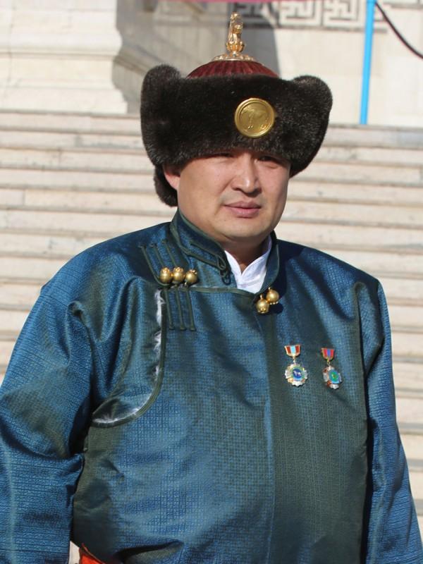 Монгол улсын тод манлай уяач ХИШИГЖАРГАЛ