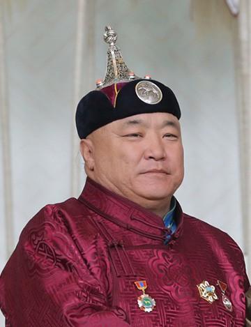 Монгол улсын алдарт уяач Мягмардорж