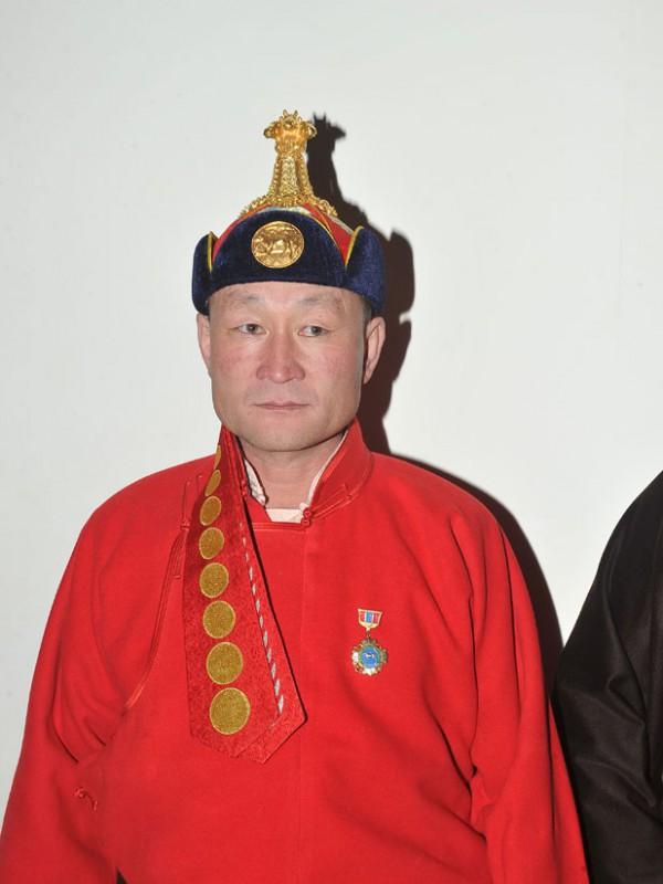 Монгол улсын тод манлай уяач Бат-Өлзий
