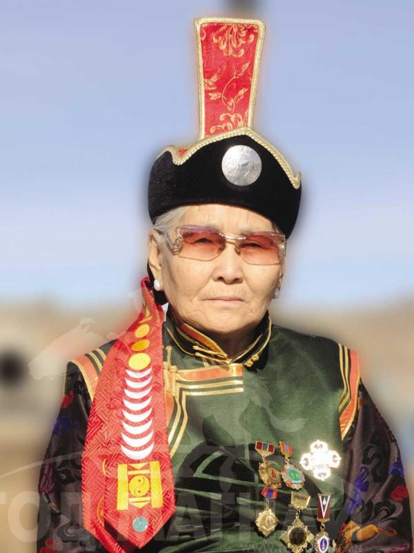 Монгол улсын алдарт уяач Хорлоодой
