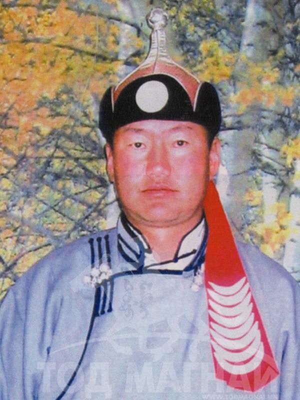 Монгол улсын алдарт уяач Алтангэрэл