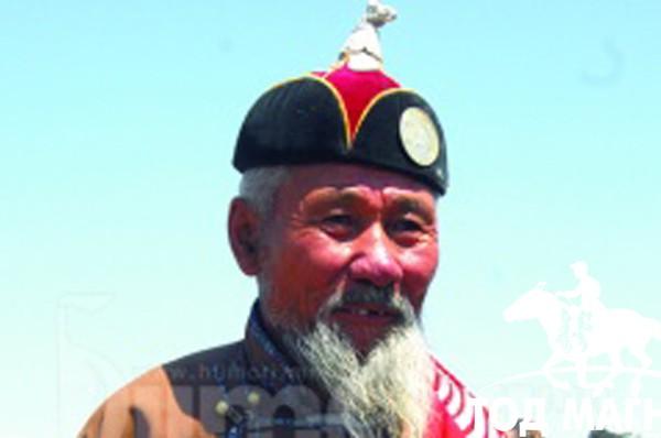 Монгол улсын манлай уяач Содномпэл