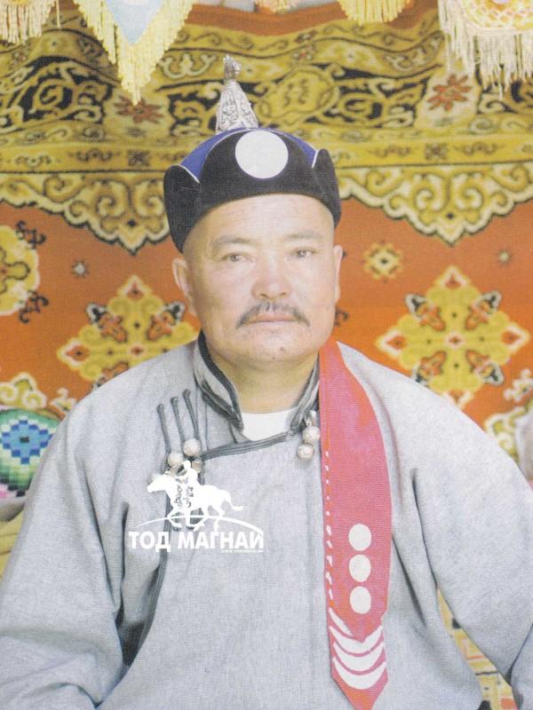 Монгол улсын манлай уяач Түмэнбаяр