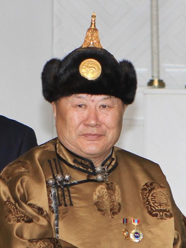 Монгол улсын тод манлай уяач Даш-Өлзий