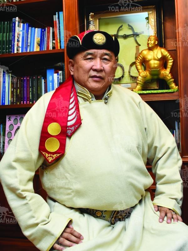 Манлай Бадраа
