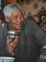 Монгол улсын алдарт уяач Намсрайдорж
