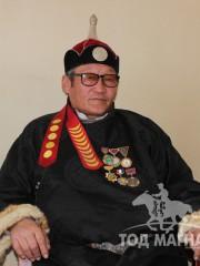 Монгол улсын алдарт уяач Чулуунбаатар