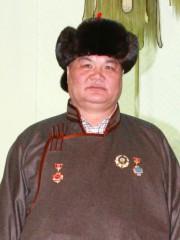 Монгол улсын тод манлай уяач Алтангэрэл