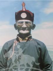 Монгол улсын алдарт уяач Дашням