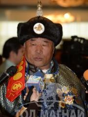 Монгол улсын алдарт уяач Шинэн