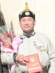 Монгол улсын алдарт уяач Лхасүрэн