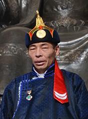 Монгол улсын алдарт уяач Бүрэнтөр