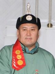 Монгол улсын алдарт уяач Бямбаноров