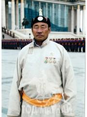 Монгол улсын алдарт уяач Дамдин