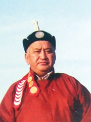 Монгол улсын алдарт уяач Хүрэлбаатар