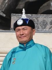 Монгол улсын алдарт уяач Амарсайхан