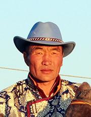 Сумын алдарт уяач Лхагва-Очир
