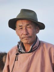 Сумын алдарт уяач Лхамгомбо