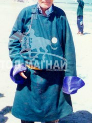 Монгол улсын алдарт уяач Сүхсайхан