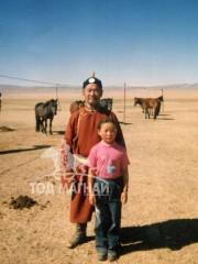 Монгол улсын алдарт уяач Ширмэн