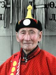 Монгол улсын алдарт уяач Лувсанцэрэн