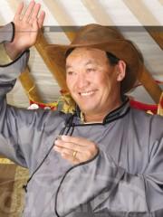 Монгол улсын манлай уяач Оюунбилэг