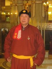 Монгол улсын манлай уяач Эрдэнэгэрэл