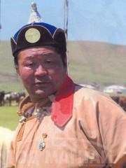 Монгол улсын манлай уяач Ганхуяг