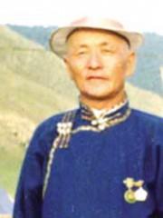 Монгол улсын манлай уяач Гарамжав