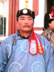 Монгол улсын манлай уяач Жаргал
