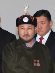 Монгол улсын тод манлай уяач Мөнхтөр