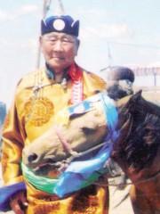 Монгол улсын манлай уяач Ухна