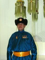 Монгол улсын манлай уяач Улаан