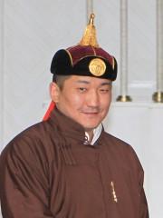 Монгол улсын манлай уяач Буяннэмэх