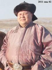 Монгол улсын манлай уяач Цогтсайхан