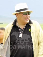 Монгол улсын манлай уяач Мөнхдаш