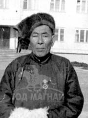 Монгол улсын манлай уяач Данзанням